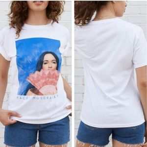 NWT Kacey Musgraves Short Sleeve Graphic T-Shirt M